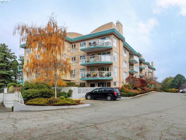 3009 Brittany Dr #307, Victoria, BC V9B 5P8 (MLS #418874) :: Day Team Realty