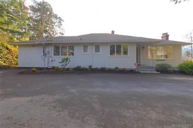 1253 Goldstream Ave, Victoria, BC V9B 2Y9 (MLS #418884) :: Day Team Realty