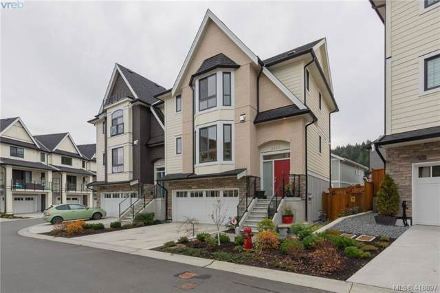 2829 Turnstyle Cres, Victoria, BC V9B 0T8 (MLS #418897) :: Day Team Realty