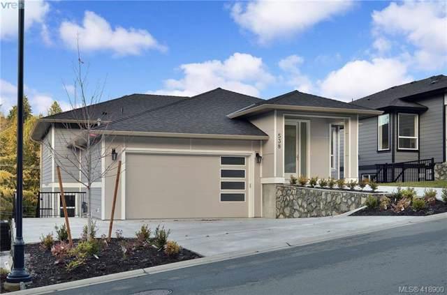 538 Bezanton Way, Victoria, BC V9C 0M3 (MLS #418900) :: Live Victoria BC