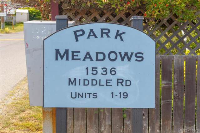 1536 Middle Rd #1, Victoria, BC V9A 0E5 (MLS #418919) :: Live Victoria BC
