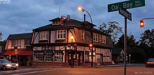 2250 Oak Bay Ave, Victoria, BC V8R 1G5 (MLS #418926) :: Live Victoria BC