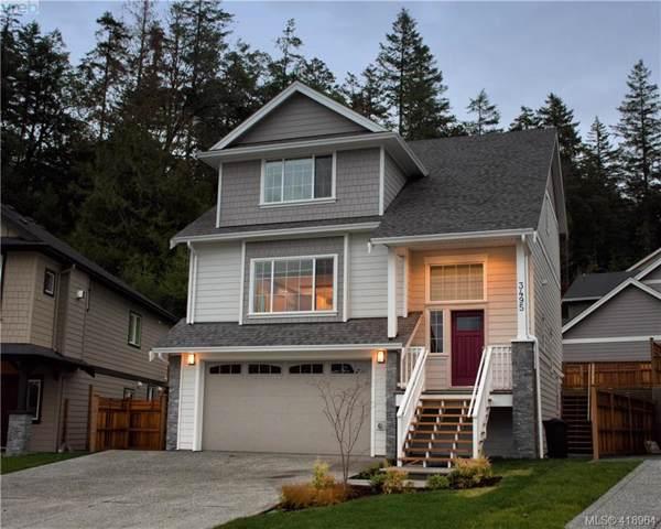 3569 Honeycrisp Ave, Victoria, BC V9C 0N5 (MLS #418964) :: Day Team Realty