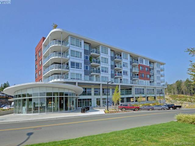 1311 Lakepoint Way #506, Victoria, BC V9B 0S7 (MLS #419118) :: Day Team Realty