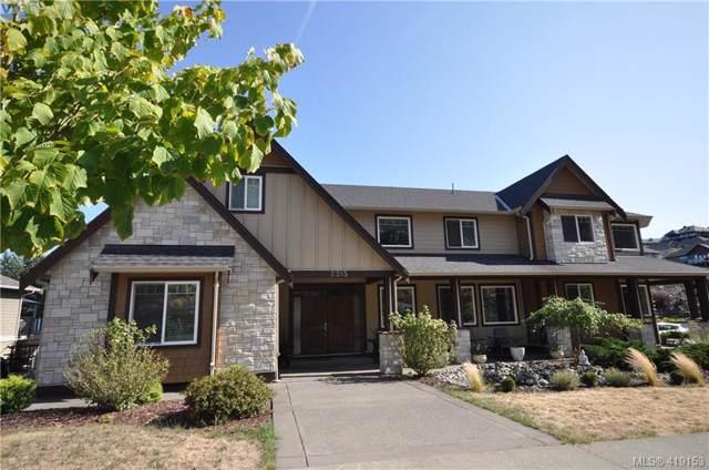 2215 Spirit Ridge Dr, Victoria, BC V9B 0B5 (MLS #419153) :: Live Victoria BC