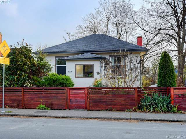 2953 Shakespeare St, Victoria, BC V8R 4H5 (MLS #419200) :: Day Team Realty