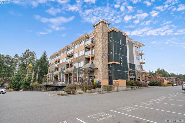 611 Brookside Rd #410, Victoria, BC V9C 0C3 (MLS #419245) :: Day Team Realty