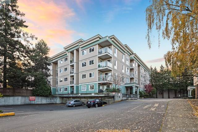 689 Bay St #107, Victoria, BC V8T 5H9 (MLS #419295) :: Day Team Realty