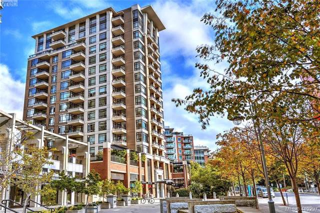 788 Humboldt St #1001, Victoria, BC V8W 4A2 (MLS #419297) :: Day Team Realty