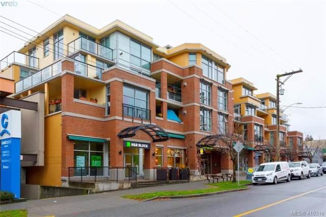 225 Menzies St #302, Victoria, BC V8V 2G6 (MLS #419316) :: Live Victoria BC