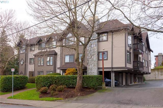 108 W Gorge Rd #301, Victoria, BC V9A 1M2 (MLS #419582) :: Day Team Realty