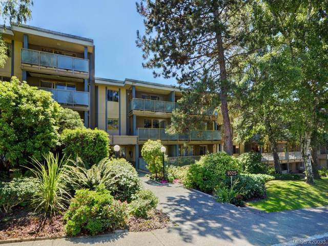 1025 inverness Rd #312, Victoria, BC V8X 2S2 (MLS #420033) :: Day Team Realty