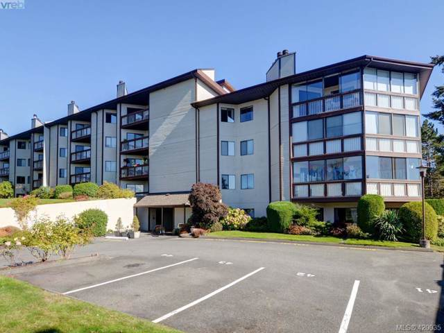 69 W Gorge Rd #509, Victoria, BC V9A 1L9 (MLS #420035) :: Day Team Realty