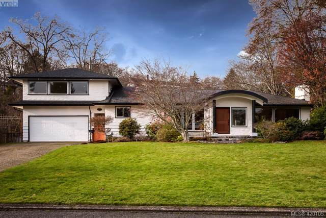3300 Exeter Rd, Victoria, BC V8R 6H6 (MLS #420105) :: Day Team Realty