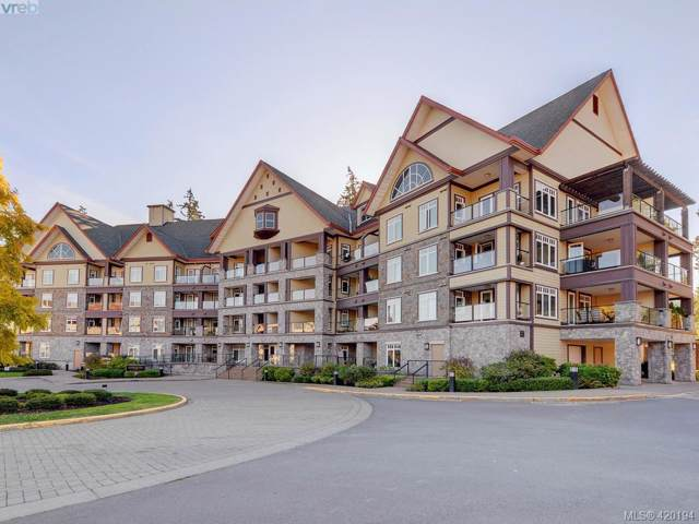 1375 Bear Mountain Pkwy #301, Victoria, BC V9B 0C9 (MLS #420194) :: Day Team Realty
