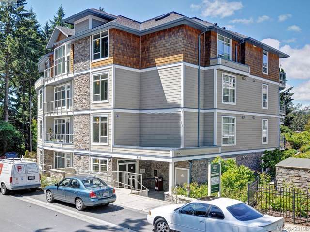 608 Fairway Ave #110, Victoria, BC V9B 2R5 (MLS #420198) :: Day Team Realty