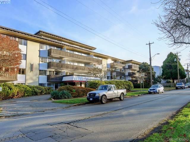 964 Heywood Ave #201, Victoria, BC V8V 2Y5 (MLS #420913) :: Day Team Realty
