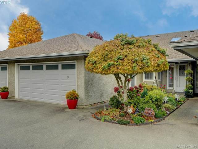 2600 Ferguson Rd #92, Central Saanich, BC V8M 2C1 (MLS #421049) :: Day Team Realty