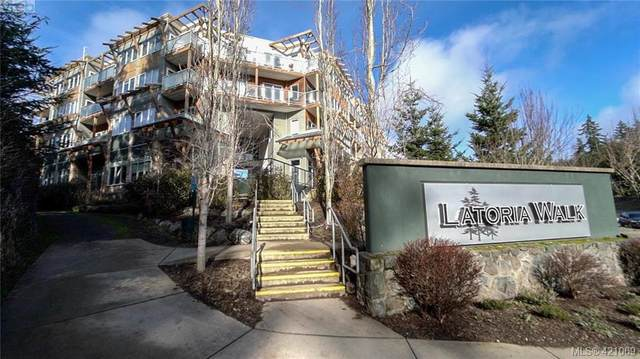 611 Brookside Rd #313, Victoria, BC V9C 0C3 (MLS #421069) :: Day Team Realty