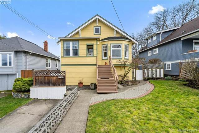 1421 Mitchell St, Victoria, BC V8S 4R1 (MLS #421074) :: Day Team Realty