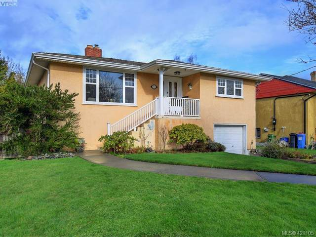 2064 Allenby St, Victoria, BC V8R 3C1 (MLS #421105) :: Day Team Realty