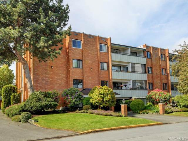853 Selkirk Ave #301, Victoria, BC V9A 2T7 (MLS #421149) :: Day Team Realty