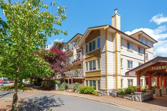 364 Goldstream Ave #204, Victoria, BC V9B 2W3 (MLS #421189) :: Day Team Realty
