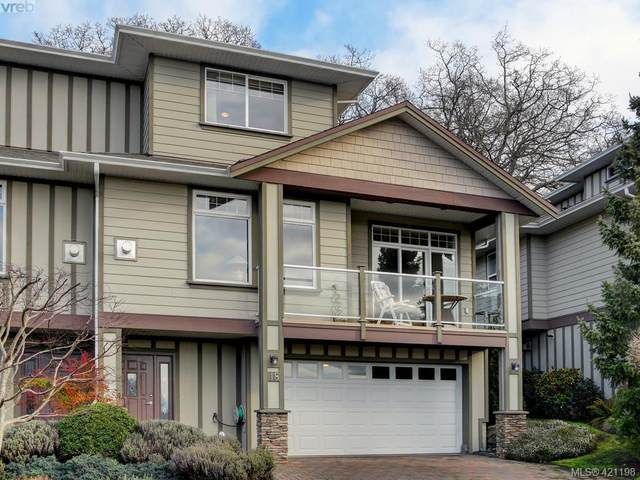 759 Sanctuary Crt #18, Victoria, BC V8X 5L6 (MLS #421198) :: Day Team Realty