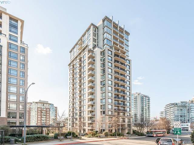 751 Fairfield Rd #1502, Victoria, BC V8W 4A4 (MLS #421202) :: Day Team Realty