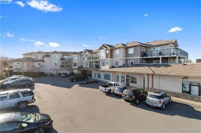 7088 West Saanich Rd #201, Central Saanich, BC V8M 1P9 (MLS #421275) :: Day Team Realty