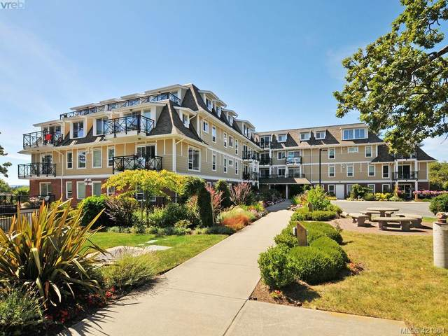4536 Viewmont Ave #102, Victoria, BC V8Z 5L3 (MLS #421364) :: Day Team Realty