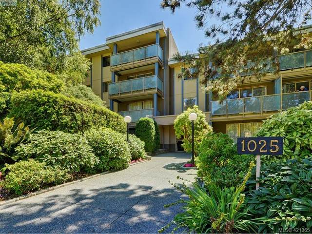 1025 Inverness Rd #125, Victoria, BC V8X 2S9 (MLS #421365) :: Day Team Realty