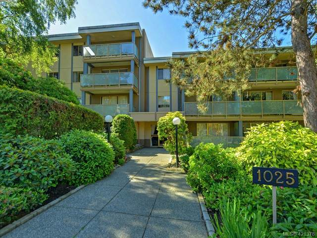 1025 Inverness Rd #223, Victoria, BC V8X 2S2 (MLS #421378) :: Day Team Realty
