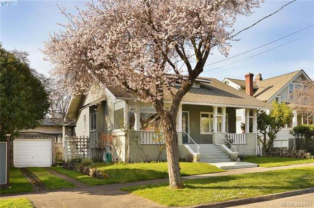 110 Wildwood Ave, Victoria, BC V8S 3V9 (MLS #421425) :: Day Team Realty