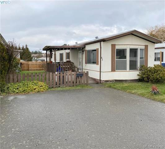 1555 Middle Rd #63, Victoria, BC V9A 0E4 (MLS #421459) :: Day Team Realty