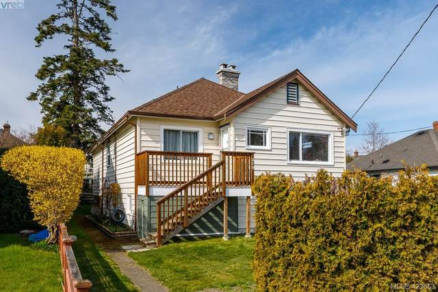 518 Lampson St, Victoria, BC V9A 5Z5 (MLS #423653) :: Day Team Realty