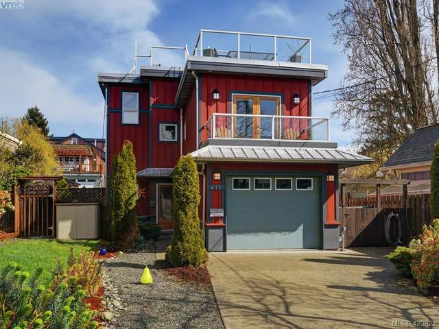 471 Grafton St, Victoria, BC V9A 6S4 (MLS #423822) :: Day Team Realty