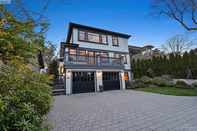97 Beach Dr, Victoria, BC V8S 2L3 (MLS #423932) :: Day Team Realty