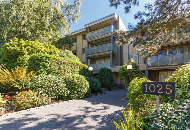 1025 Inverness Rd #410, Victoria, BC V8X 2S2 (MLS #423962) :: Day Team Realty
