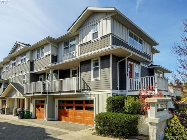 3356 Whittier Ave #14, Victoria, BC V8Z 3P9 (MLS #423979) :: Day Team Realty