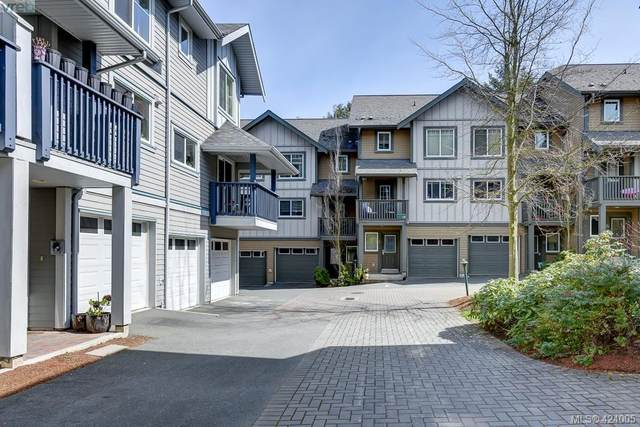 1405 Mallek Cres #11, Victoria, BC V8T 0A3 (MLS #424005) :: Day Team Realty