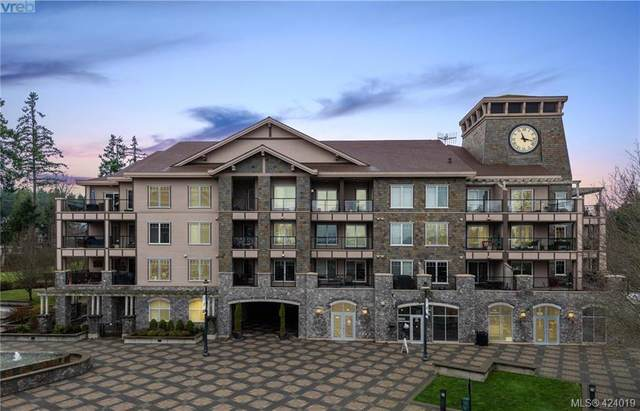 1335 Bear Mountain Pkwy #404, Victoria, BC V9B 6T9 (MLS #424019) :: Day Team Realty