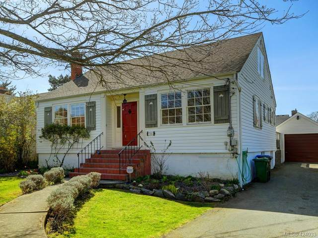 746 Linkleas Ave, Victoria, BC V8S 5C3 (MLS #424033) :: Day Team Realty