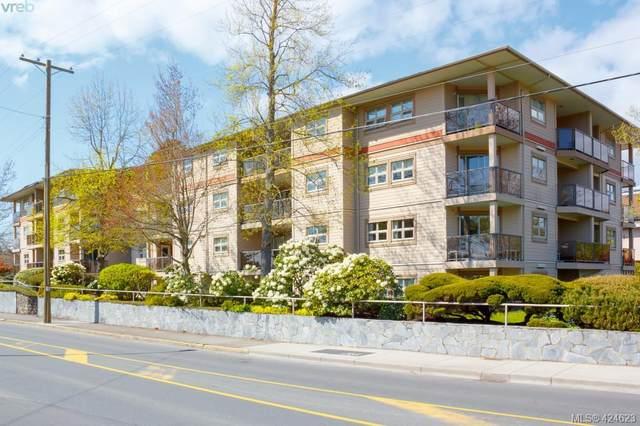 1694 Cedar Hill Cross Rd #204, Victoria, BC V8P 2P7 (MLS #424623) :: Day Team Realty