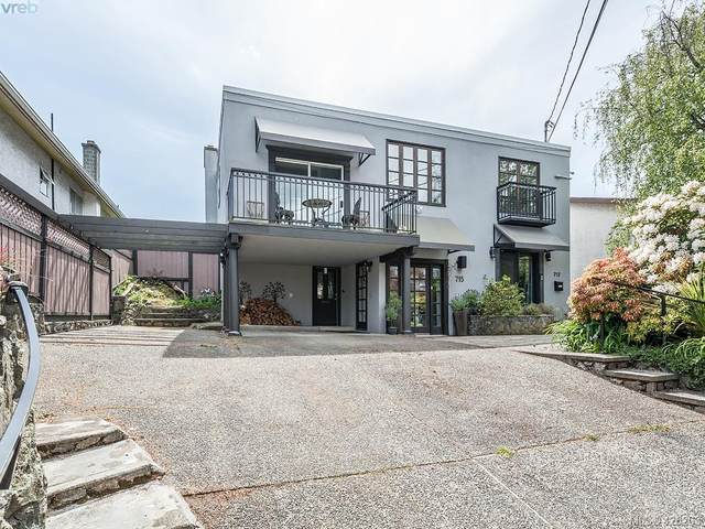 715 Suffolk St, Victoria, BC V9A 3J5 (MLS #426203) :: Day Team Realty