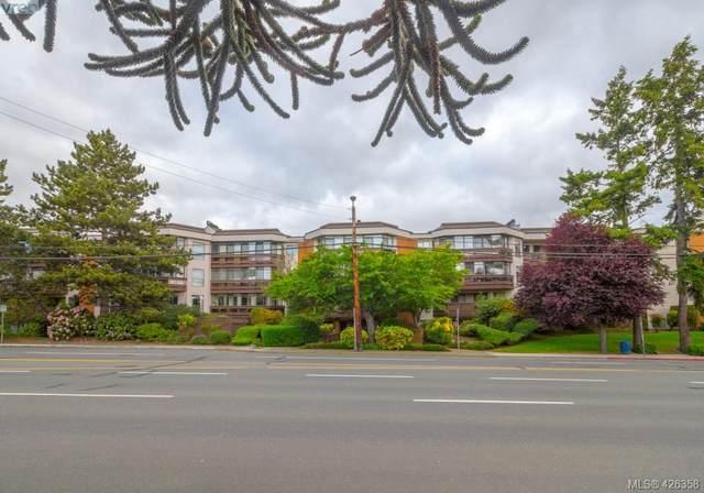 1560 Hillside Ave #312, Victoria, BC V8T 5B8 (MLS #426358) :: Day Team Realty
