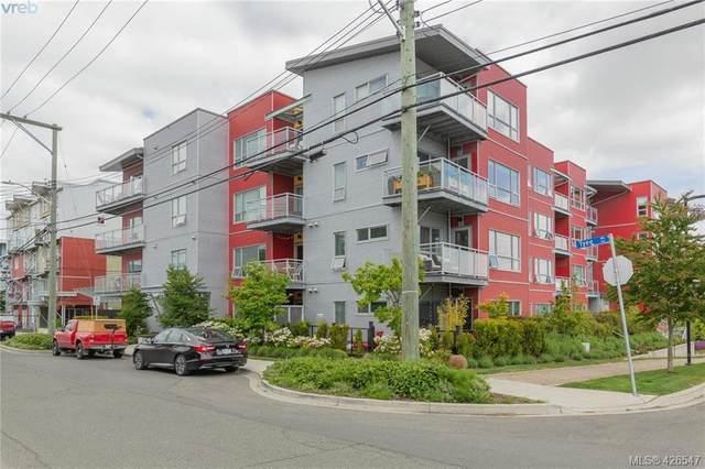 785 Tyee Rd #101, Victoria, BC V9A 0G2 (MLS #426547) :: Day Team Realty