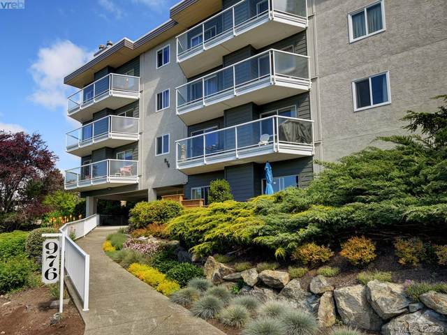 976 Inverness Rd #204, Victoria, BC V8X 2R9 (MLS #426563) :: Day Team Realty