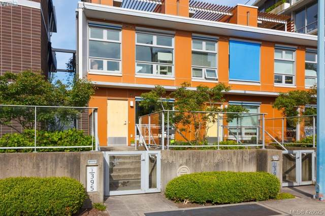 395 Tyee Rd #3, Victoria, BC V9A 0A9 (MLS #426625) :: Day Team Realty
