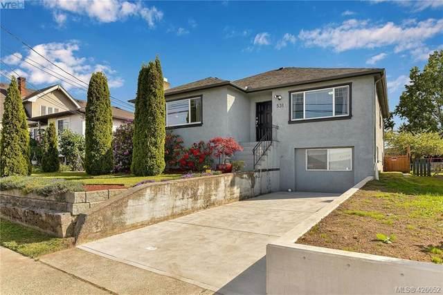 531 E Burnside Rd, Victoria, BC V8P 4K1 (MLS #426652) :: Day Team Realty